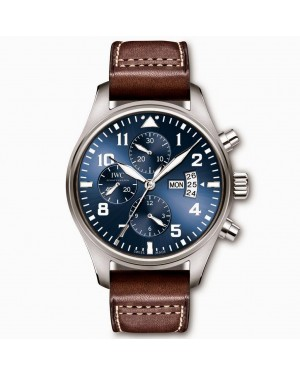 Fake IWC Pilot's Watch Chronograph Edition Le Petit Prince IW377706