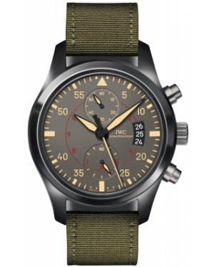 Fake IWC Pilot's Chronograph Top Gun MiramarWatch IW388002
