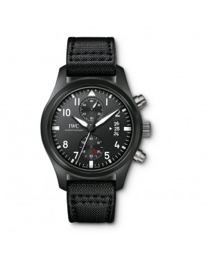 Fake IWC Pilot's Chronograph Top Gun Watch IW388007