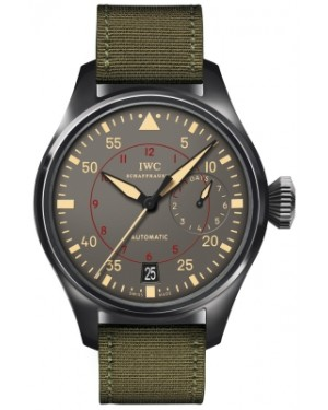 Fake IWC Big Pilot's Top Gun Miramar Watch IW501902
