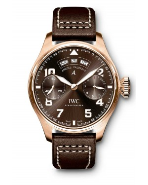 Fake IWC Big Pilot's Watch Annual Calendar Edition Antoine de Saint Exupéry IW502706