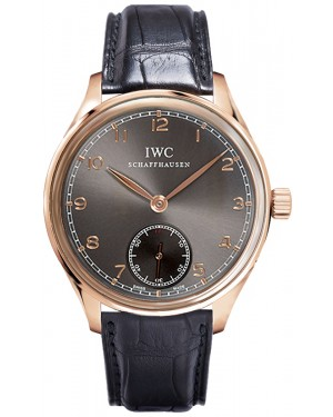 Fake IWC Portugieser Hand-Wound Mens Watch IW545406