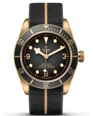 Fake Tudor Heritage Black Bay Bronze Watch M79250BA-0002