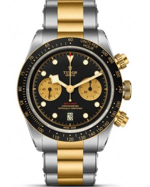 Fake Tudor Black Bay Chrono S&G Watch M79363N-0001