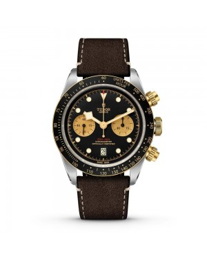 Fake Tudor Black Bay Chrono S&G Watch M79363N-0002
