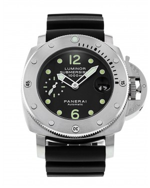 Fake Panerai Luminor 1950 Submersible 1000M 44mm Watch PAM00243