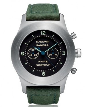 Fake Panerai Radiomir Mare Nostrum 52mm Watch PAM00300