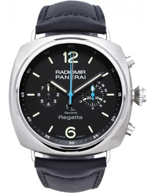 Fake Panerai Radiomir Regatta 1/8th Second Titanio 47mm Watch PAM00343