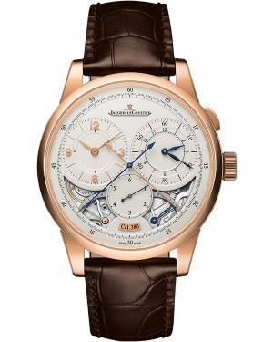 Replica Jaeger-LeCoultre Duometre Chronograph Mens Watch Q6012521