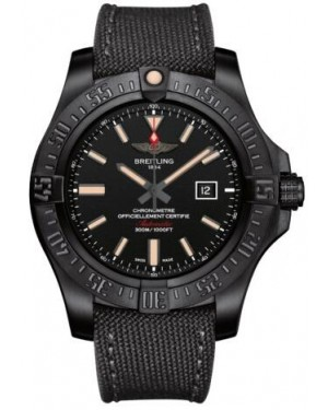 Fake Breitling Avenger BlackBird Mens Watch V1731010.BD12.100W