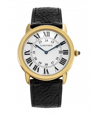 Fake Cartier Ronde Solo De Cartier Watch W6700455