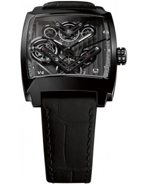 Fake TAG Heuer Monaco V4 Tourbillon Watch WAW2081.FC6348