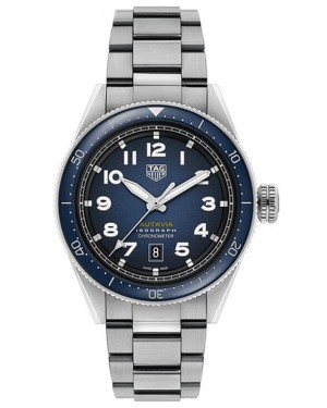 Fake TAG Heuer Autavia Isograph Automatic Homme 42mm WBE5112.EB0173