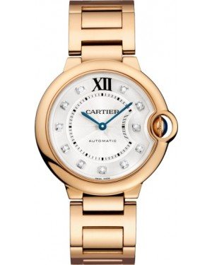 Fake Cartier Ballon Bleu De Cartier Watch 36mm WE902026