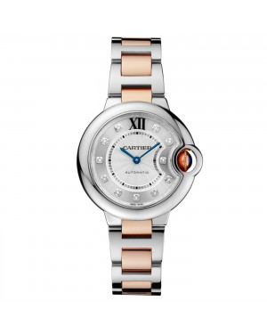 Fake Cartier Ballon Bleu 33mm WE902061