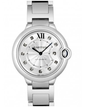 Fake Cartier Ballon Bleu De Cartier 36mm WE902075