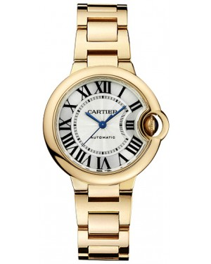 Fake Cartier Ballon Bleu De Cartier 33mm WGBB0005