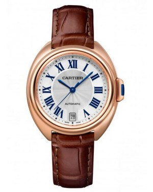 Fake Cartier Cl?? De Cartier 35mm Watch WGCL0013