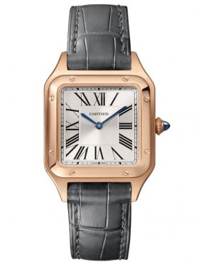 Fake Cartier Santos Dumont Small Ladies Watch WGSA0022
