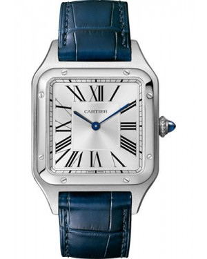 Fake Cartier Santos Dumont Large Mens Watch WSSA0022