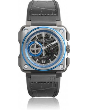 Fake Bell & Ross BR-X1 Hyperstellar BRX1-AL-TI-BLU