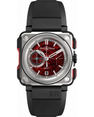 Fake Bell & Ross BR-X1 Red BRX1-CE-TI-RED