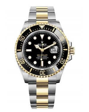 Fake Rolex Sea-Dweller Watch m126603-0001