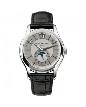 Fake Patek Philippe Complications White Gold Mens Watch 5205G-001