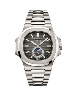 Fake Patek Philippe Nautilus Mens Watch 5726/1A-001