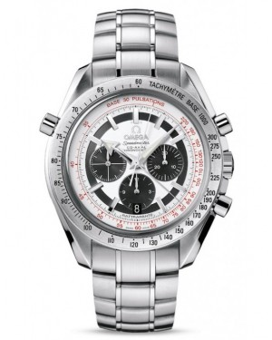 Fake Omega Speedmaster Broad Arrow Rattrapante Men Watch 3582.31.00