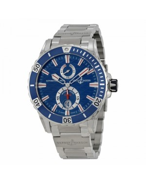 Fake Ulysse Nardin Maxi Marine Diver 44mm Mens Watch 263-10-7M/93