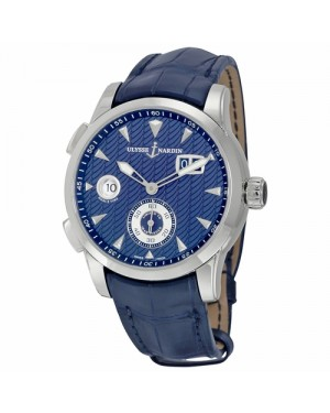 Fake Ulysse Nardin Dual Time Automatic Mens Watch 3343-126LE/93
